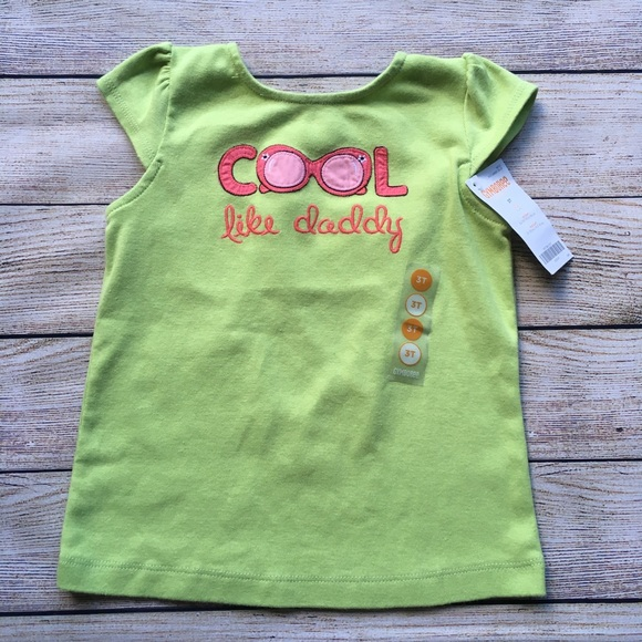 Gymboree Other - Gymboree NWT Cool 😎 Like Daddy Shirt